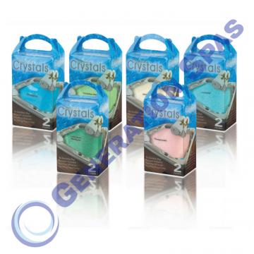 Aromathérapie Spa Crystals