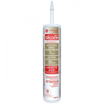 Clear Silicone 299 mL