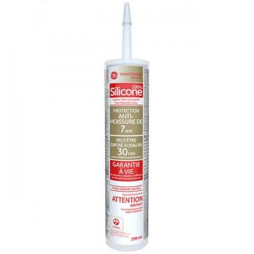 Clear Silicone Sealant 299ml