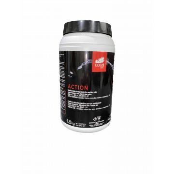 Chlore 90% pastille 1,8kg